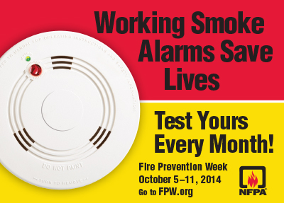 Buyers Access   Fire Prevention Week: October 5 -11, 2014: Cintas